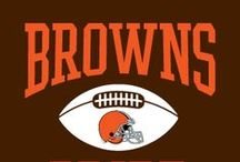 Cleveland Browns / Use this Exclusive Coupon Code: PINFIVE to Receive an Additional 5% off all Cleveland Browns Merchandise at SportsFansPlus.com