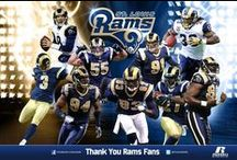 Los Angeles Rams / Use this Exclusive Coupon Code: PINFIVE to Receive an Additional 5% off all Los Angeles Rams Merchandise at SportsFansPlus.com
