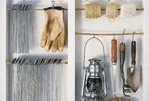 Storage & Organization Solutions / Innovative storage and organization solutions for your home or office.
