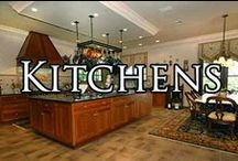 Cool Kitchens / Cool Kitchens on Pinterest - Some of these pins are from our website, others are just found here. #BeSocial http://fb.com/floridapicture   http://twitter.com/floridapicture   http://instagram.com/floridapicture - provided by http://wfpcc.com