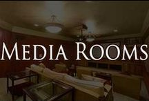 Cool Media Rooms