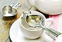 High Tea / Afternoon tea accessories, tea sets, tea blends, and food fit for this time honored tradition.