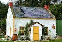 European Cottages / Beautiful country and beach cottages from around Europe.