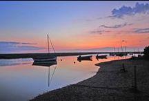 Sailing in Norfolk