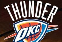 OKC Thunder / Use this Exclusive Coupon Code: PINFIVE to Receive an Additional 5% off all OKC Thunder Merchandise at SportsFansPlus.com