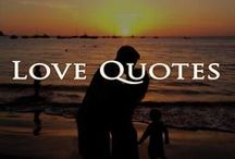Quotes about Love / Be sure to also like us on Facebook http://www.facebook.com/wfpccdailyquotes  #lovequotes #quoteoftheday