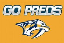 Nashville Predators / Use this Exclusive Coupon Code: PINFIVE to Receive an Additional 5% off all Nashville Predators Merchandise at SportsFansPlus.com