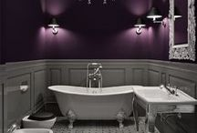 Bathroom Obsession / by Mary Petervic