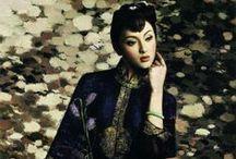 Xie Chuyu (谢 楚 余) / .