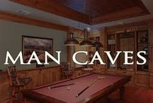 cool man caves / Ideas for my future man cave