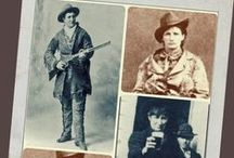 Wild Wild West / Lawmen and the outlaws of the Old West. Wild West at its wildest! - Rules for pinning found here http://www.hartsd.com/blog/come-pin-with-us