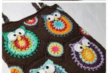 crochet bags en more