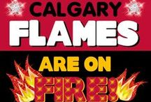 Calgary Flames / Use this Exclusive Coupon Code: PINFIVE to Receive an Additional 5% off all Calgary Flames Merchandise at SportsFansPlus.com