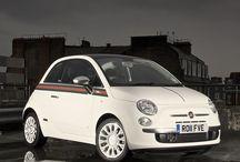 Fiat 500 / by Lino Gato