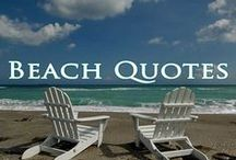 "☼ Beach Quotes ☼ / ☆.¸¸.•´¯`♥ A place for all your beachy, ocean quotes. #beachquotes #oceanquotes #quoteoftheday ♥ ´¯`•.¸¸.☆  Please message me if you would like to be added as a contributor. (We have multiple shared boards, so please specify what boards you would like to be added to.) | ♥ #BeSocial and check us out on ""the other platforms"" ♥   http://fb.com/southfloridah2o 