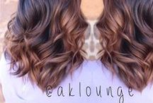 AK Lounge Hair Creations / AK Lounge hair creations including custom color, balayage, extensions, etc. All pictures are owned by AK Lounge.
