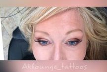 Ak Lounge Permanent Makeup / Permanent makeup expert Kenny shares his recent work. Services include: Eyeliner, Lip Liner, Eyebrows, Lip Color, Under Eye Concealer, Eyeshadow, Areola, and many others. Follow our blog at aklounge.com/blog for more information and advice on permanent makeup.