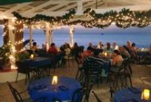 Beach Side Cafe - Our In-House Restaurant / Dine open-air or right on the beach! We are located on the same property as Sand Castle on the Beach for your convenience. We are open for Continental Breakfast, Lunch, Drinks & Small Plates, Dinner and Sunday Brunch