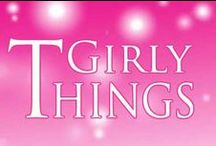 Girly / Girly Things on Pinterest - Some of these pins are from our website, others are just found here. #BeSocial http://fb.com/southfloridah2o | http://twitter.com/southfloridah2o | http://pinterest.com/southfloridah2o - provided by http://wfpcc.com