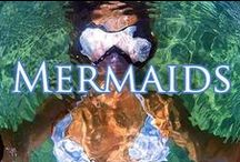 "Mermaids / ☆.¸¸.•´¯`♥ Mermaid dreams found here... #BeSocial and check us out on ""the other platforms"" ♥ ´¯`•.¸¸.☆  http://fb.com/southfloridah2o 