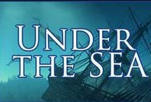 """⚓️ Under the SEA  ⚓️ / For all the Creatures that live under sea ...  Fish, Dolphins, Manatees, Whales, Sea Turtles  #BeSocial and check me out on """"the other platforms""""  ☆.¸¸.•´¯`♥ http://fb.com/southfloridah2o 