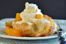 Get Peachy / Canned Peach Recipes