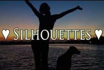 """Silhouettes / ☆.¸¸.•´¯`♥ Only the coolest Silhouettes found here... #BeSocial and check me out on """"the other platforms""""  http://fb.com/southfloridah2o   http://twitter.com/southfloridah2o  ♥ ´¯`•.¸¸.☆"""