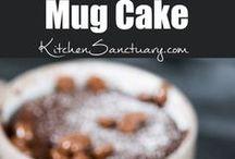 Delicious Mug cakes