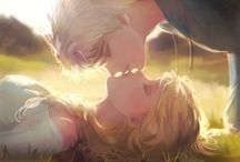 Jelsa_4ever / Pin Elsa, Jack Frost, Frozen Pina ¥*¥  comment your fav.!!