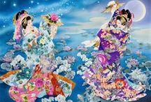Haruyo Morita / japanese painter