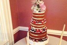 Wedding Cakes / Simple, Elegant, Sophisticated. Wedding cakes that taste as good as they look.