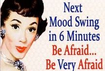 Menopause Stuff / When the heat starts rising and life starts changing. There's is so much to talk about, it's one of society's biggest secrets!