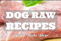 Raw recipes / Building a tasty and healthy menu