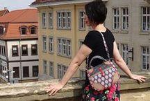Lalilalulas Taschenkreationen / Lalilalulas Taschen!  Jedes einzelne Stück wurde in der eigenen Werkstatt individuell nach Kundenwunsch von Hand gefertigt und ist damit absolut einzigartig.