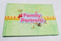 Photobook Family Portraits