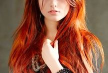 Hair colour I would want and just hair