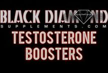 Testosterone Boosters / Working out hard and eating the right foods are all part of achieving a toned physique, but when this isn't enough testosterone boosters are there to help.