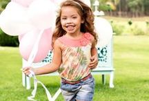 Coleção de verão 2014. Doce Entardecer - Paraiso Moda Bebê