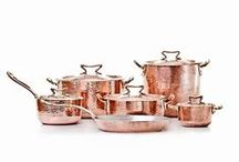 Amoretti Brothers: stuff we love / Amoretti Brothers products. Copper cookware, hand-painted stoneware, mouth-blown glassware, high-end gifts.