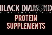 Protein / The right amount of protein is essential to building the muscle mass you're looking for.