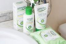 All You Need from Simple® / At Simple, taking care of your skin is our #1 priority. We have a range of wipes, cleansers, moisturizers, and eye care products suitable for all skin types and are perfect even for sensitive skin.