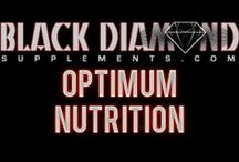 Optimum Nutrition / Taking Optimum Nutrition Supplements are an important part of having a proper and effective workout.
