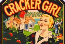 Florida Cracker / I'm a Florida Cracker for sure. Someday I hope to be a Georgia Peach / by Jennifer Bennett