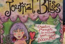 Art journal inspiration / Ideas