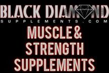 Muscle & Strength Supplements / Our muscle supplements will help you obtain nutrients and minerals geared specifically to keep your muscles strong.