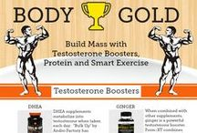 Fitness and Health Infographics