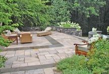 Landscape and Pool Projects / Proven Expertise — tap into our industry experience and hands-on support. We'll advise you on the right material selection for your landscape project.