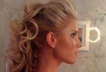 Wedding Hair Ideas by Larisa Leonidovna Drozdova  / Larisa Leonidovna Drozdova sharing wedding hairstyle ideas. #Corfu #Athens #Greece. Wedding: Larisa Smirnova and Vladimir Drozdov - June 2nd, 2014