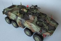 Modellismo - Spähpanzer 2 Luchs / Spähpanzer 2 Luchs (Revell 03036) - 1/35 scale model (http://vonvikken-modellismo.blogspot.it/search/label/Luchs%20%28modern%29)
