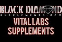 Vital Labs / Vital Labs formulates hardcore products for hardcore athletes